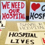 Sign Waving Demonstration Planned Ahead of Maui Hospital Meeting