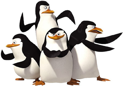 The Penguins of Madagascar are coming to The MACC on Friday, April 17.