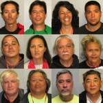 Demonstrators Arrested for Blocking TMT Construction Crew at Mauna Kea
