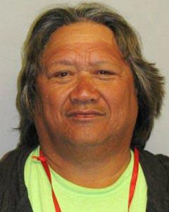Joseph Kanuha, 56, of Kailua-Kona. Photo courtesy Hawaiʻi Island Police Department.
