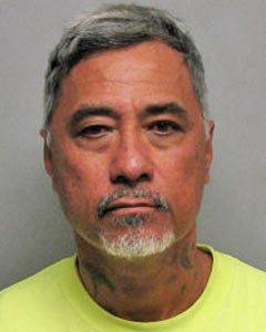 Kelii Ioane Jr., 63, of Hilo. Photo courtesy Hawaiʻi Island Police Department.