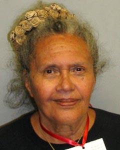 Moanikeala Akaka, 70, of Hilo. Photo courtesy Hawaiʻi Island Police Department.