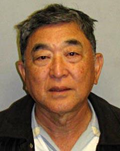 Ronald Fujiyoshi, 75, of Hilo. Photo courtesy Hawaiʻi Island Police Department.