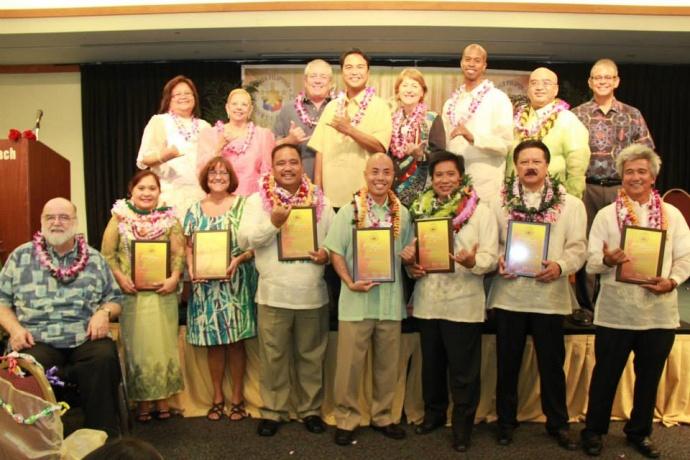 Photo courtesy Maui Filipino Chamber of Commerce.