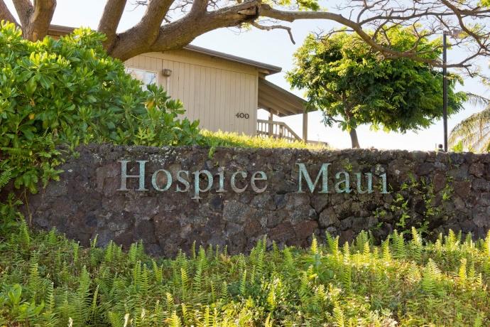 Hospice Maui groundbreaking for its Hale Ho'olu'olu facility.  Photo credit: County of Maui.