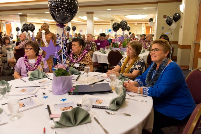 47th Annual Maui County Outstanding Older American Awards Luncheon. (5.15.2015). Photo courtesy County of Maui.