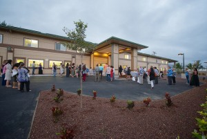 Imua Family Services Grand Opening Celebration, 4/17/15. Photo courtesy: Jeane McMahon via Imua Family Services.
