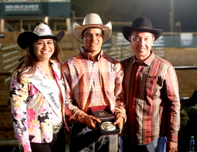 Maui Now Molokaʻi Ranch Heritage Rodeo Attracts Thousands