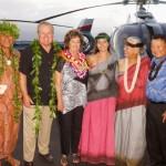 Maverick Helicopters Celebrates Maui Opening with Ribbon-Cutting