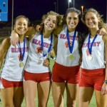 MIL Track Championships: Shipman's Four Golds Leads Seabury Hall Girls