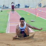 MIL Track Trials: Smith Sets New Meet Record in 100 Hurdles