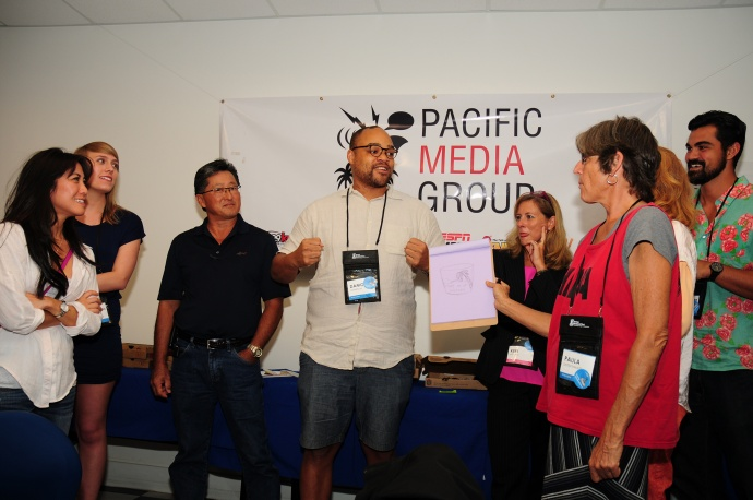 DSC_7267 Startup Weekend Maui 2105. Courtesy photo.