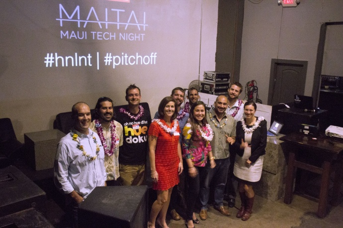 HNLNT PitchOff 2015-05-06_WinnersJudges