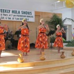 Hula Hālau Entertain Weekly at Lahaina Cannery Mall