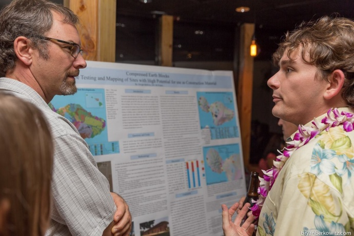Phot from a previous GIS showcase. Courtesy Bryan Berkowitz.