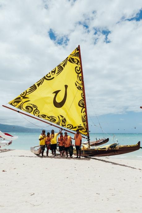 OluKai Sailing Photo by Mark Kushimi