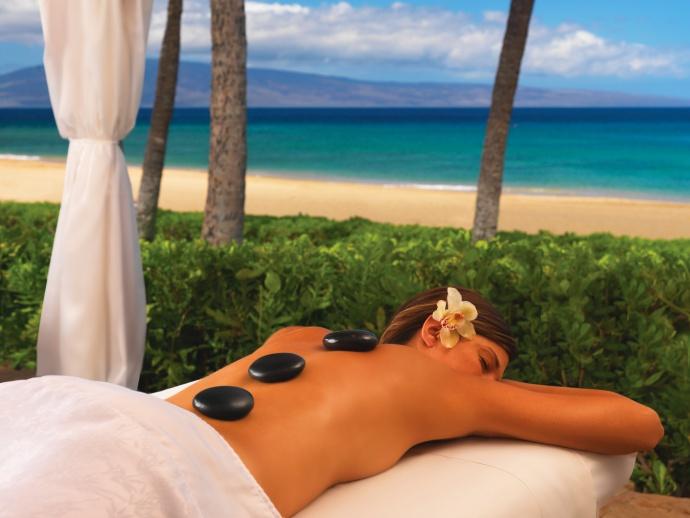 Spa Cabana at The Heavenly Spa at the Westin Maui Resort & Spa
