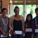 Five Maui County Seniors Receive Scholarships from WCA