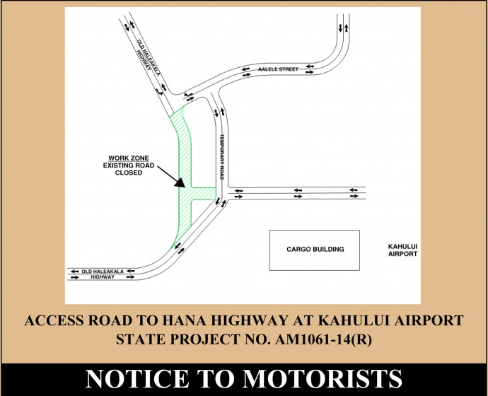 Airport Access Road project.