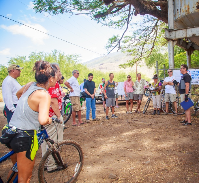 Photo courtesy Maui Bicycling League.