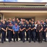 22 Graduate with Maui's 5th Crisis Intervention Team