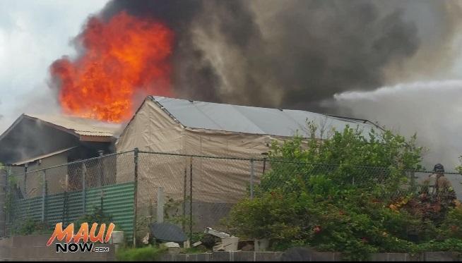 kea street house fire on scene photo by malcom fujita crop