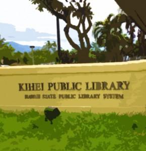 Kīhei Library.