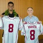 Marcus Mariota to be Featured in First Hawaiian Bank Branding