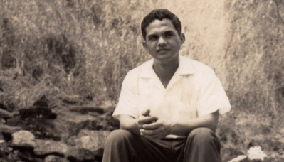 """""""Visions in the Dark: The Life of Pinky Thompson celebrates the life of the late Myron Pinky Thompson, a WWII veteran, community leader and beloved Hawaiian visionary. Photo courtesy Maui Film Fesival."""