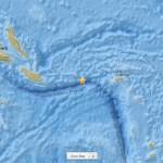 No Tsunami Threat to Hawaiʻi After 6.9 Solomon Islands Earthquake