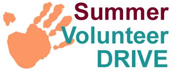 summer-volunteer-drive friends justice