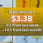 Maui Gas Prices Remain Steady