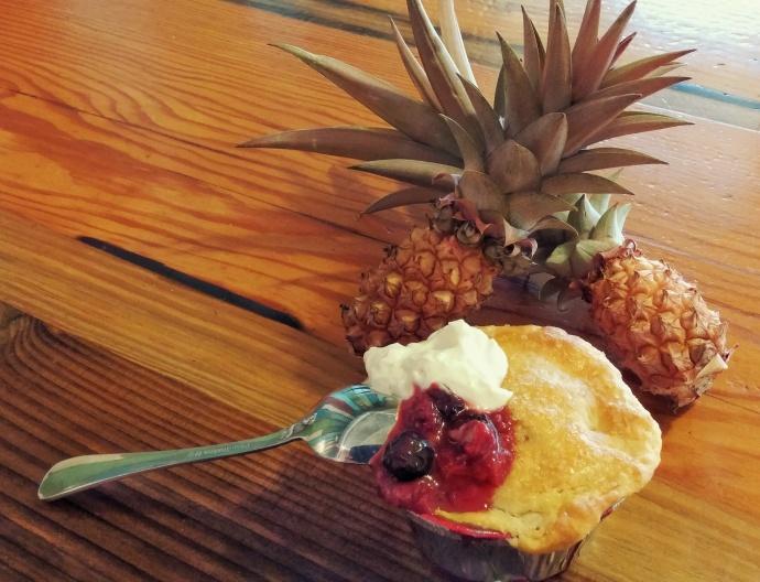 Leoda's Kitchen and Pie Shop's Seasonal Berry Pie.Photo credit: Leoda's Kitchen and Pie Shop.