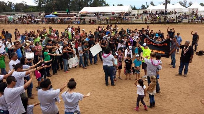 Dancing for Trucker Dukes at the 4H Livestock & Ag Fair. Photo credit: Emy-Jo Ferguson.