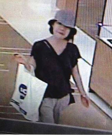 Surveillance image courtesy Maui Police Department.