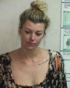 Rachel Garvin. Photo courtesy Maui Police Department.