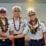 PHOTOS: Coast Guard Station Maui Change of Command