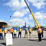 Coast Guard, Partner Agencies Participate in Alternate Port Exercise