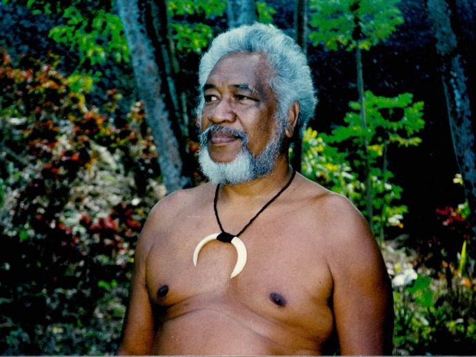 Francis Kikaha Lono Jr.