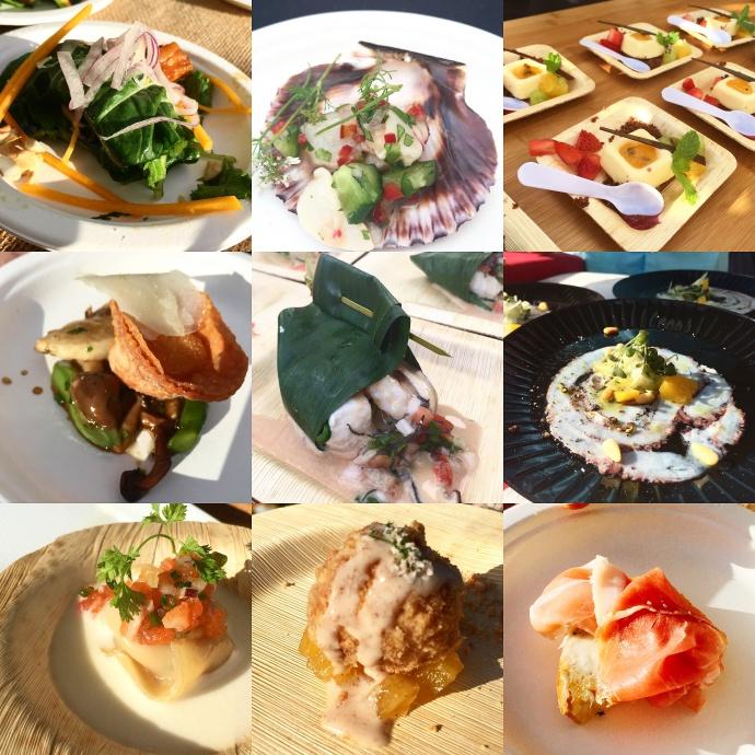 Taste of Wailea / Image: Malika Dudley