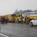 UPDATE: Fire Crews Battle Brush Fire Near Piʻilani Hwy in South Maui