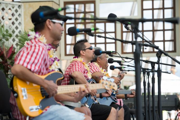 Ki Hoalu Festival June28-photo credit AubreyHord