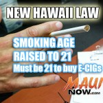 Hawaiʻi First in Nation to Raise Age of Sale for Tobacco to 21
