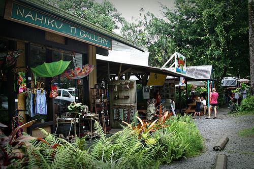 Nahiku Marketplace: A Mini-Village of Tropical Delights