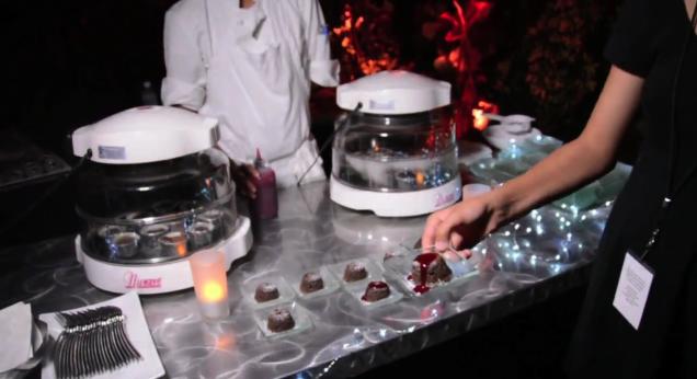 2015 Taste of Chocolate event at the Four Seasons Maui at Wailea.