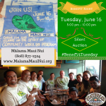 Flatbread Company's Benefit Night, June 16 to Support Mālama Maui Nui