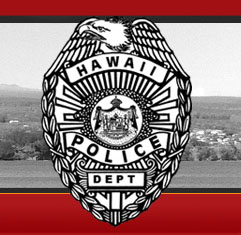 Hawaiʻi County Police Department Image.