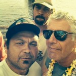 "PHOTOS: Anthony Bourdain's Maui Episode of ""Parts Unknown"" to Air June 14"