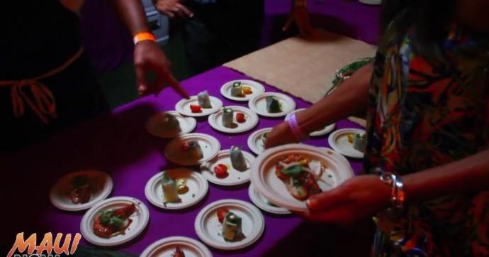 Kapalua Wine & Food Festival.