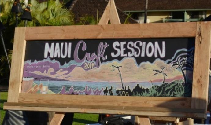 maui craft session